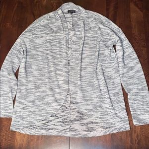 The Limited Long Sleeve Open Cardigan